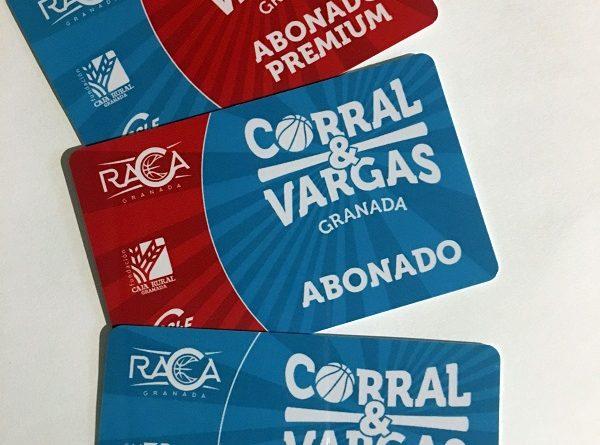 LOS ABONOS DE CORRAL&VARGAS SE PONEN A LA VENTA EL PRÓXIMO LUNES.