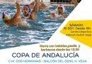 HUÉTOR VEGA ACOGE LA 2ª JORNADA DE LA COPA ANDALUCÍA DE WATERPOLO.