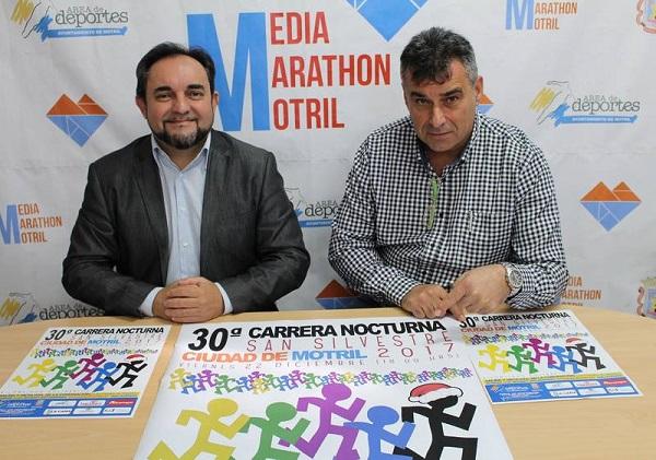 NUEVO CIRCUITO PARA LA XXX EDICIÓN DE LA SAN SILVESTRE DE MOTRIL