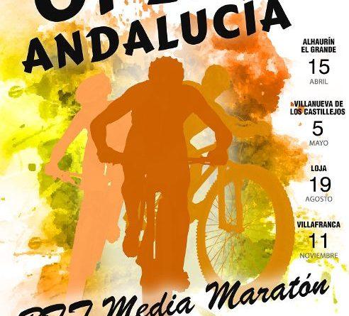 Andalucia Ciclismo Calendario.Calendario De Fechas De Los Ctos De Andalucia Y Open De Btt