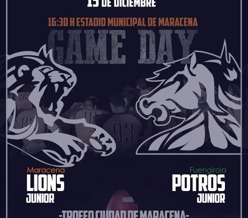 MARACENA LIONS JUNIOR DA EL ZARPAZO DE SALIDA