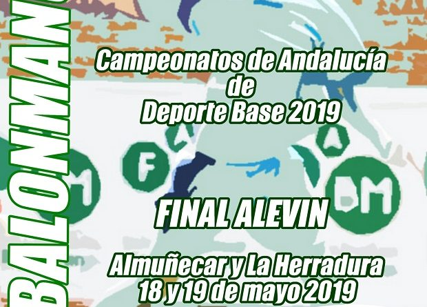 ALMUÑÉCAR Y LA HERRADURA SERÁN LAS SEDES DE LA FASE FINAL DEL CADEBA ALEVÍN.