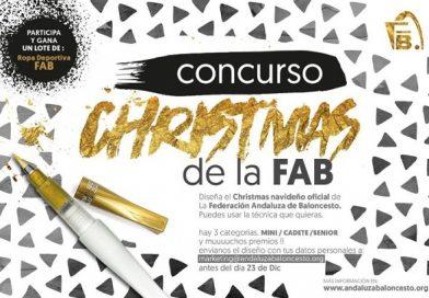 III CONCURSO DE CHRISTMAS DE LA FAB.