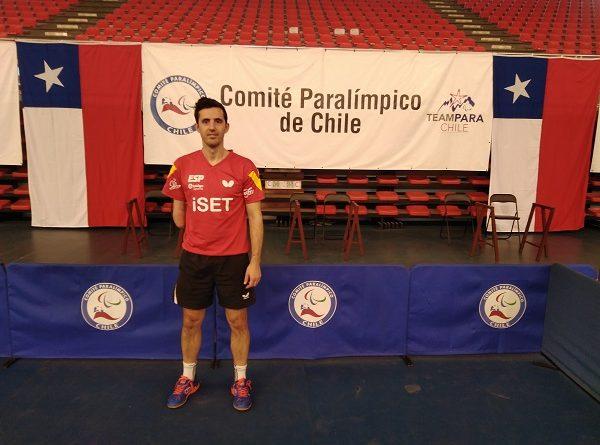 JOSE MANUEL RUIZ AFRONTA EN CHILE SU PRIMER OPEN DE 2020.